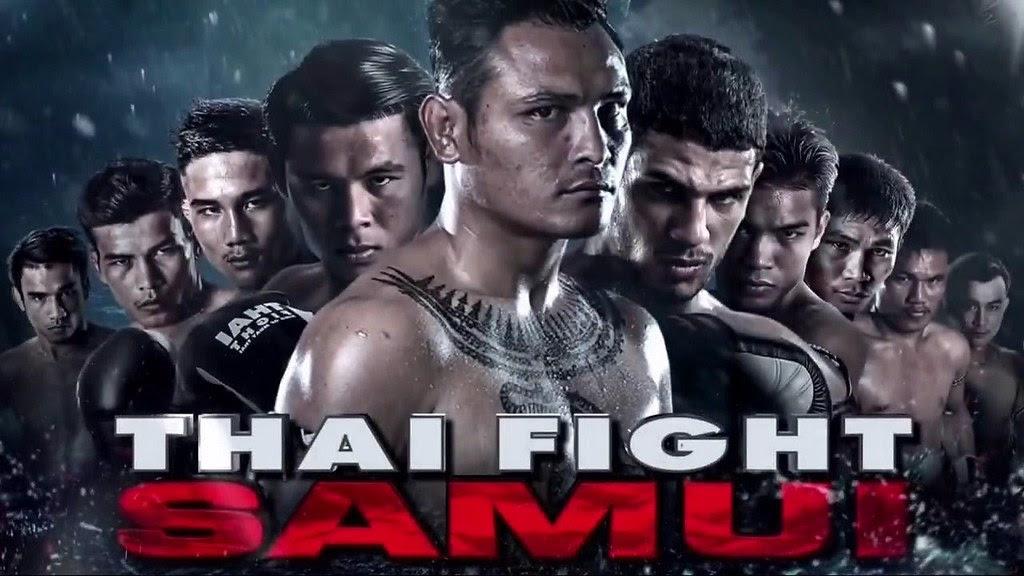 Liked on YouTube: ไทยไฟท์ล่าสุด สมุย [ Full ] 29 เมษายน 2560 ThaiFight SaMui 2017 🏆
