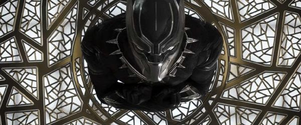 T'Challa is ready to embark on a mission in BLACK PANTHER.