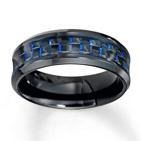 Stylish mens wedding rings kay jewelers   Matvuk.Com