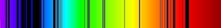 espectro de absorción del sodio