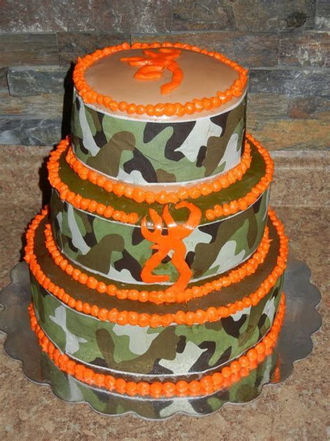 Camo Cakes ? Decoration Ideas   Little Birthday Cakes
