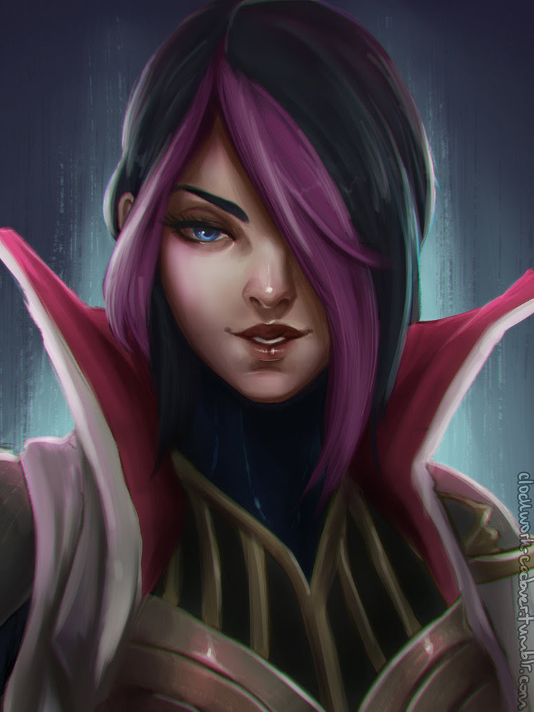 Fiora League Of Legends Photo 37464101 Fanpop