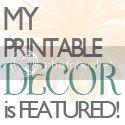 Printable Decor