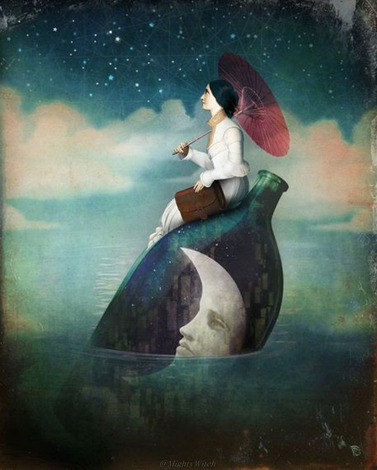 Journey Around the World by Christian Schloe.