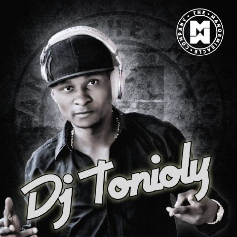MIXTAPE: DJ Tonioly – Year Party Starter (YPS Mix Vol. 2)