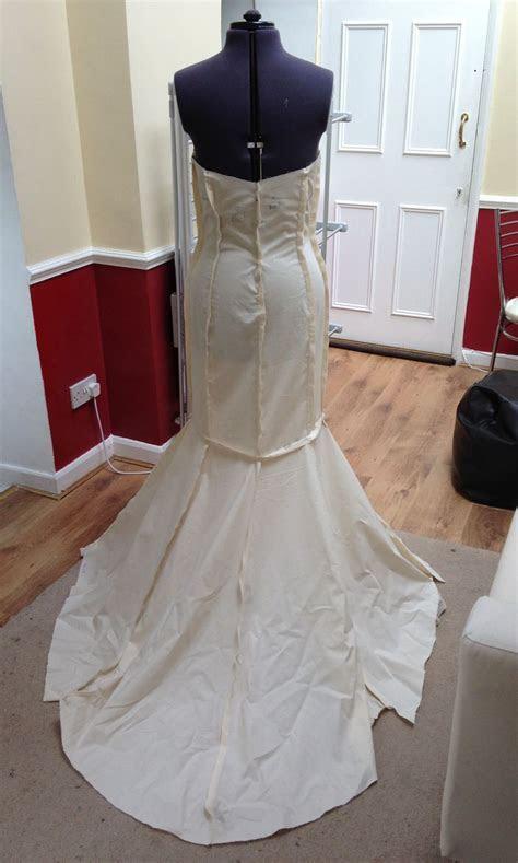 Making a wedding dress   patterns and tutorials galore