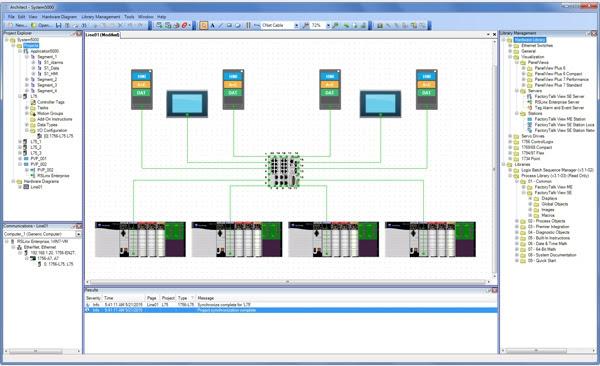 Studio 5000 para un desarrollo eficiente en automatización
