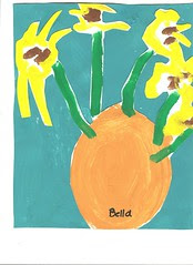 Bella's Sunflowers