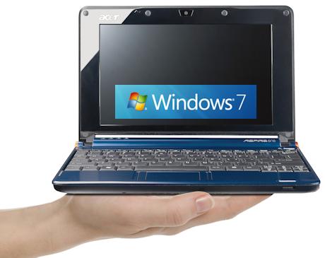 Windows 7 Netbook Edition