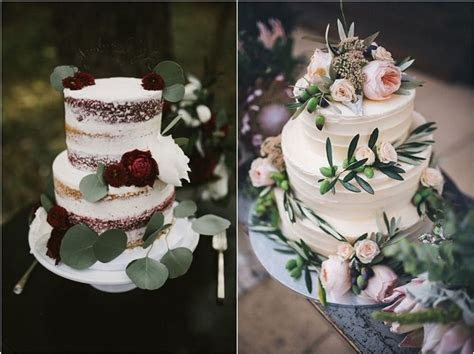Top 5 Wedding Cake Trends In 2018   Deer Pearl Flowers