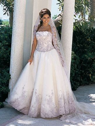 Gorgeous Plus Size Wedding Gowns