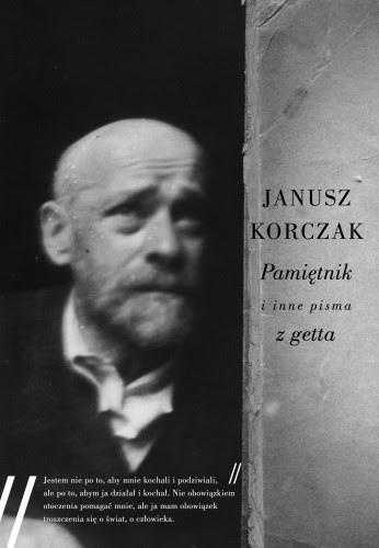 Okładka książki Pamiętnik i inne pisma z getta