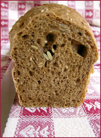 Pane nero ai Cereali