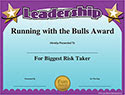 Boss Leadership Award