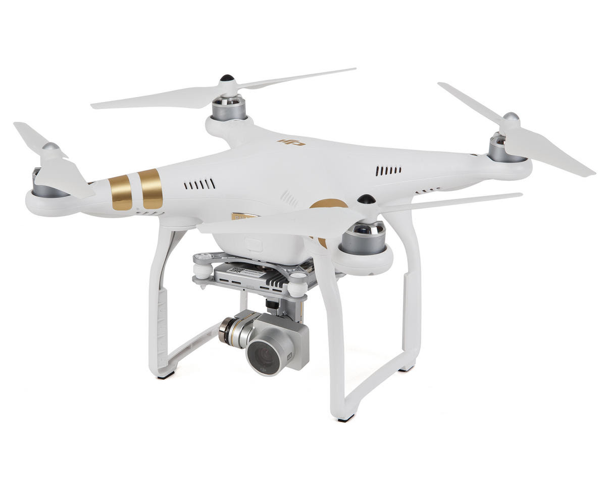 "DJI Phantom 3 ""Professional"" Quadcopter Drone w/4K Camera ..."