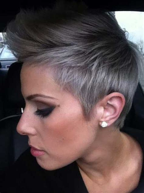 pixie cut styles     short hairstyles