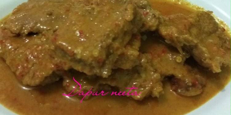 Resep Lapis Daging Rasa Rendang Oleh Dapur Neeta
