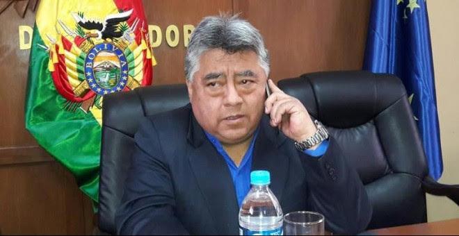 El viceministro boliviano asesinado, Rodolfo Illanes.- EFE