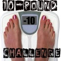 10poundbutton The 10 Pound Challenge: Are you in?