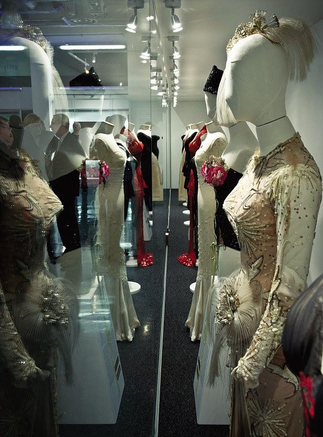 Trajes usados por Marilyn em seus 29 filmes estarão em exibição na exposição Galeria Getty
