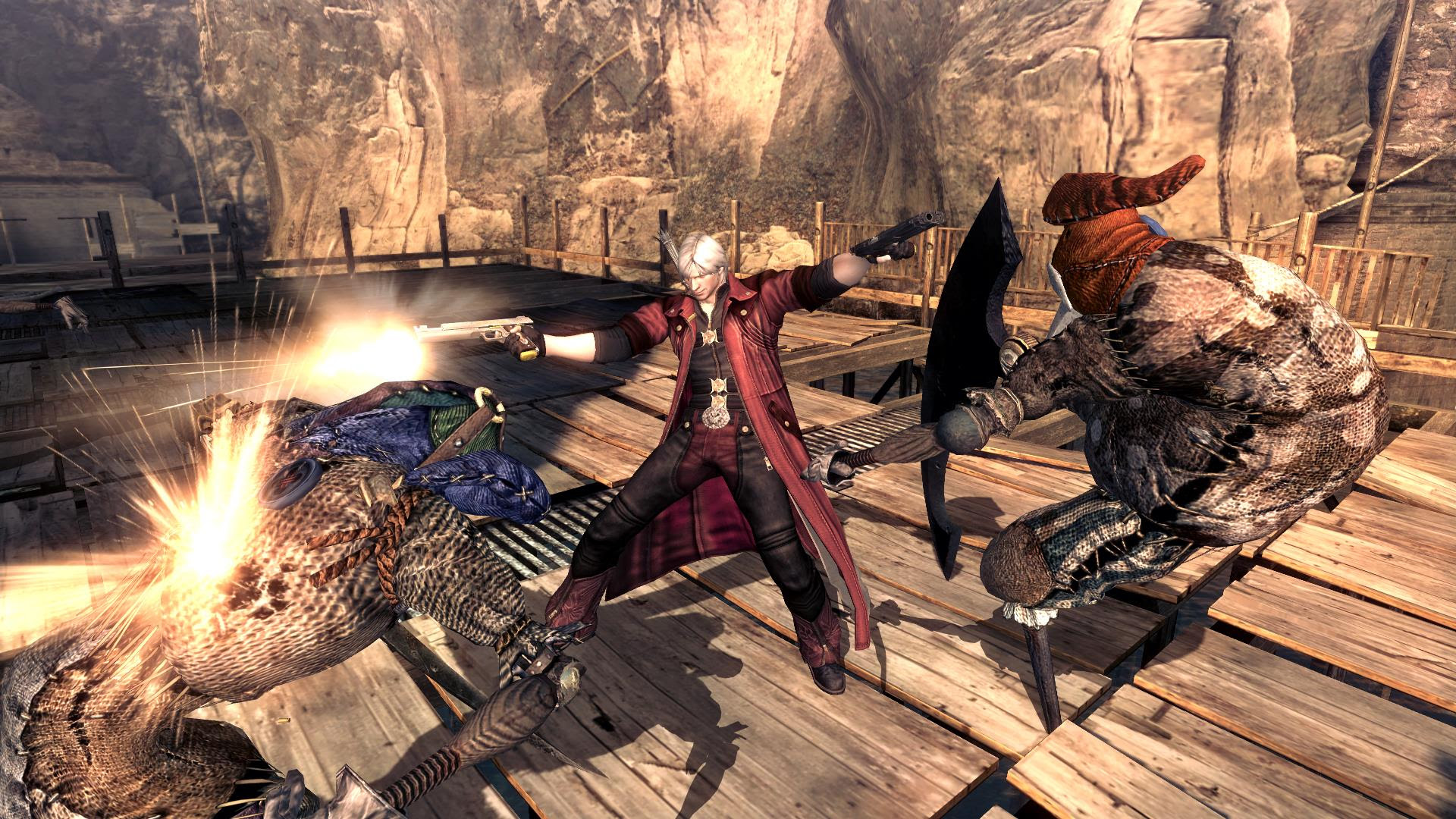Devil May Cry 4 Special Edition Lets You Play As Vergil New