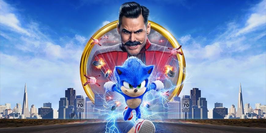 Sonic the Hedgehog (2020) English Full Movie Watch Online