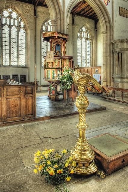 Saint Mary & All Saints, Fotheringhay, Northamptonshire