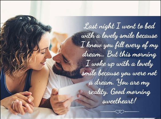 Best Romantic Good Morning Images For Your Wife Her