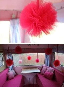 Tulle Pom Pom Decorations · How To Make A Pom Poms · Other