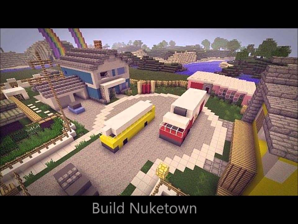 70 Minecraft Building Ideas: 2.0 - YouTube
