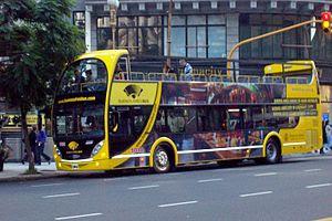 Español: Autobús turístico de Buenos Aires (Bu...