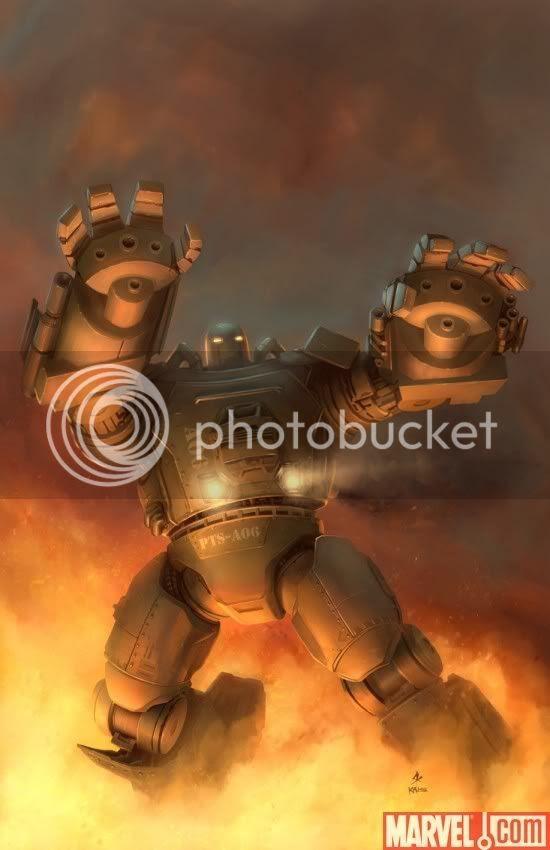 Ultimate Armor Wars