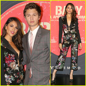 Ansel Elgort & Eiza Gonzalez Premiere 'Baby Driver' in Mexico