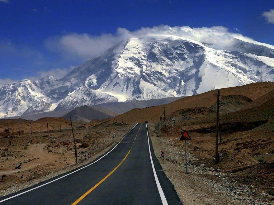 Karakoram Highway (kkh), Pakistan