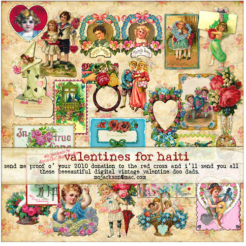 valentines for haiti