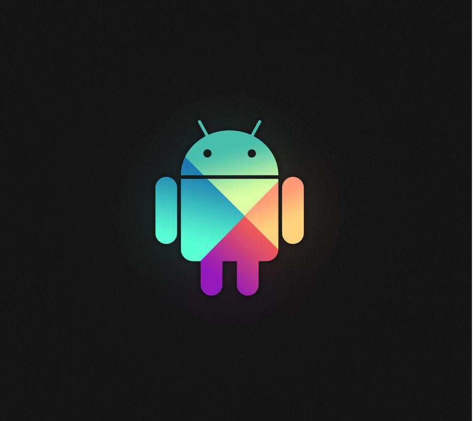 ドロイド君 スマホ用壁紙 Android用 960 854 Wallpaperbox