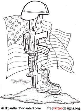 66 Military Tattoos