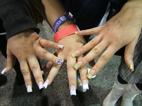 ISSE 2011 Show Nails - - NAILS Magazine