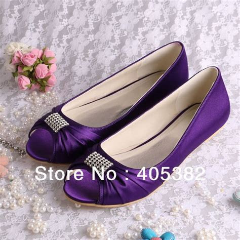 25  best ideas about Purple Wedding Flats on Pinterest