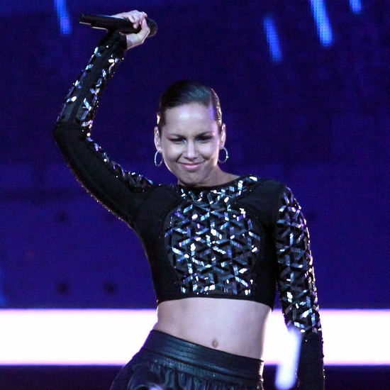 2013 NBA All-Star, Alicia Keys