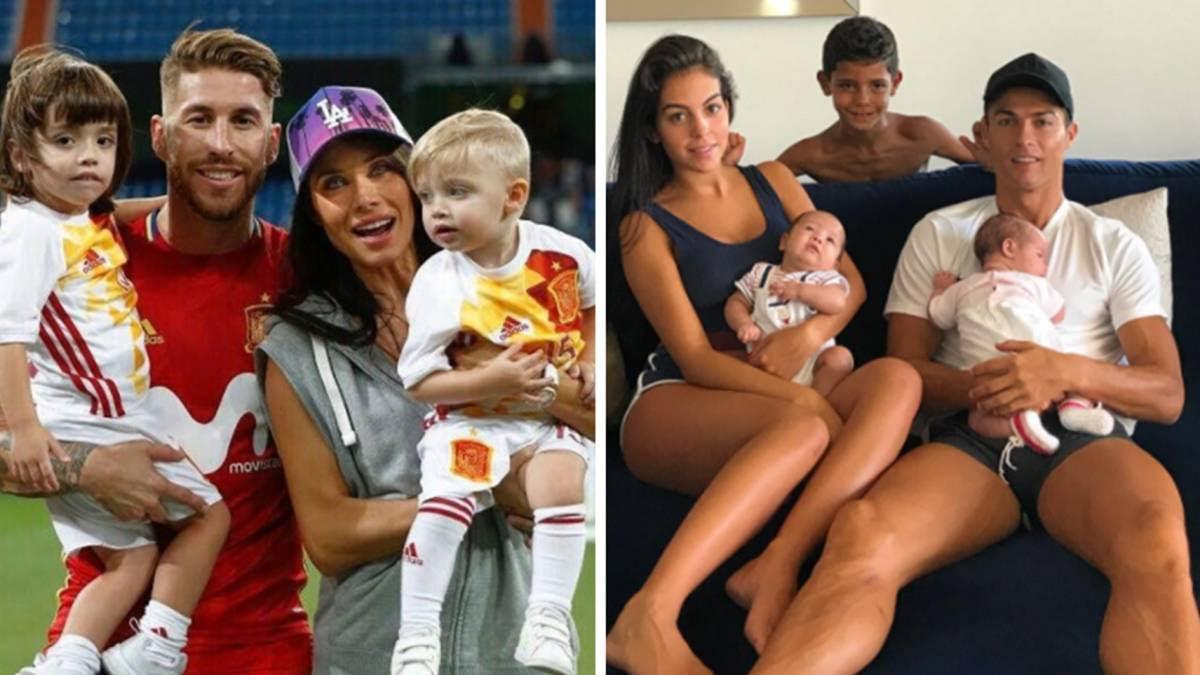 9 Futbolistas Que Están Esperando Un Bebé Ascom
