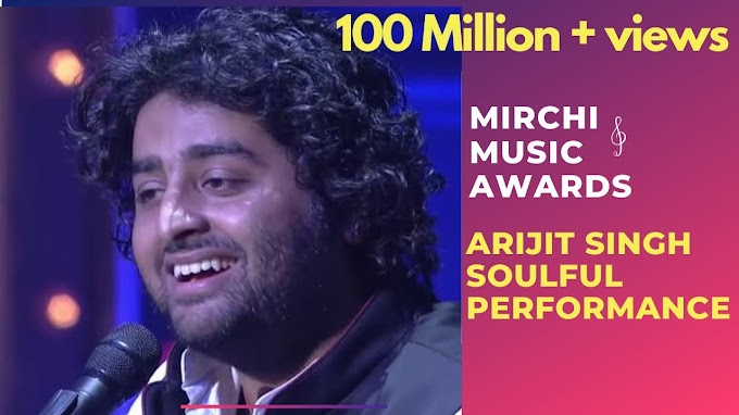 Arijit Singh with his soulful performance Lyrics - Arijit Singh Lyrics
