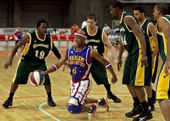 Image result for basketball washington generals cartoons