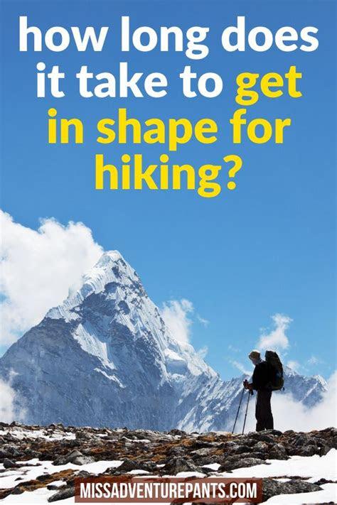 long       shape  hiking