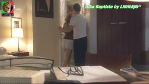 Alba Baptista sensual na novela Jogo Duplo