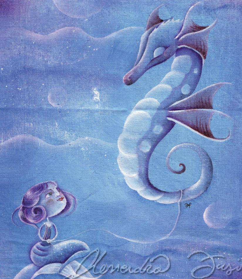 bag - The SeaHorse