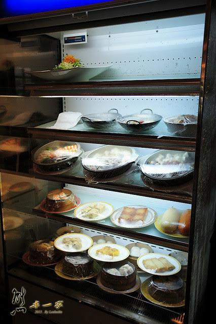 土城捷運永寧站美食 青青餐廳