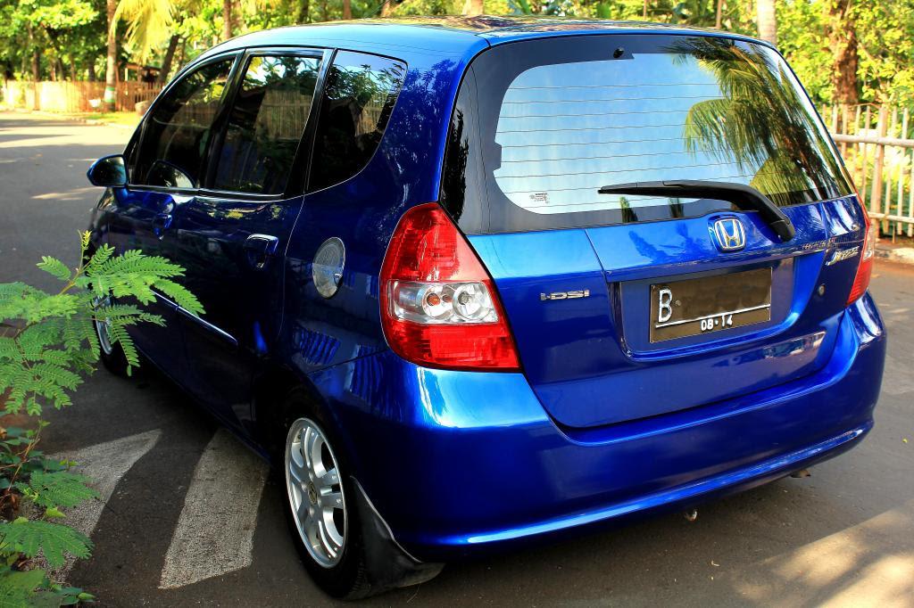 470+ Gambar Mobil Honda Jazz Tahun 2004 HD Terbaru