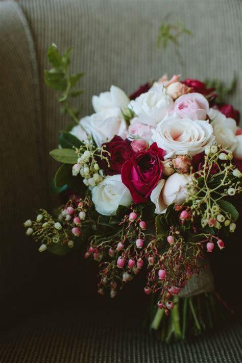Blush and Burgundy Wedding in Australia   Junebug Weddings