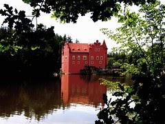 château de Cervena Lhota (Rép.tchèque).
